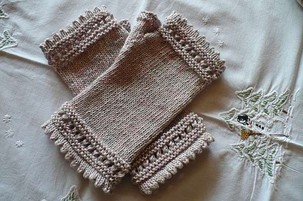 Mom's Mitts