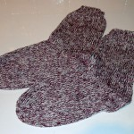 Socken für Mama