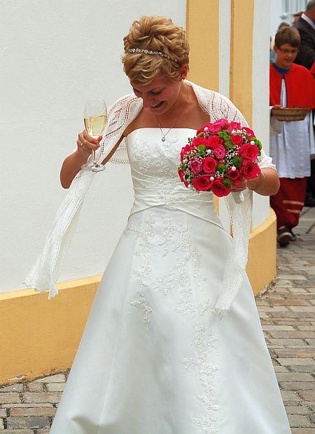 Seascape Wedding Stole