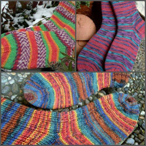 Einfach Socken....